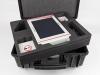 Valise de transport pratique, confortable et robuste pour l'échographe 4Vet