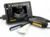 scanner à ultrasons portatif avec lunettes pour diagnostiquer les vaches, les cochons, le moutons, échographe pour les médecins travaillant sur terrain