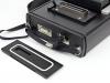 scanneur à ultrasons avec fonction de sauvegarde des images et vidéos sur un disque externe, transmission des images sur le disque externe via micro USB