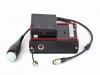 Échographe précis, alimenté par batterie, utile pour l'insémination. Échographe pour la gestion efficace de la reproduction