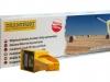 emballage de transport coloré, carton laminé, humidimètre DRAMIŃSKI HMM à foin et paille