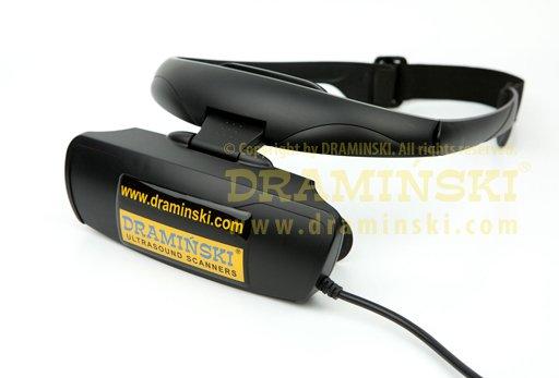 Lunettes pour l'échographie des vaches/cochons/moutons 4Vet mini. Diagnostic par imagerie, échographie, lunettes, lunettes pour les échographes portables
