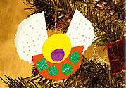 L'arbre de Noël dans les yeux des enfants
