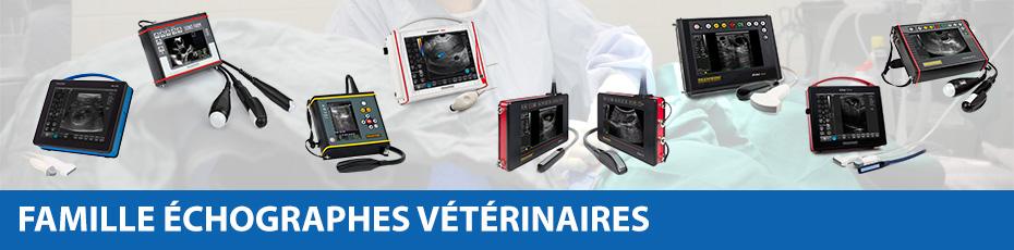 Échographes vétérinaires portables Dramiński