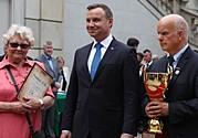 Le titre de Champion National d'Agroliga 2015 – APPARTIENT À NOUS!