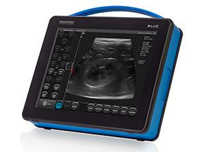 Échographe vétérinaire portable moderne draminski blue
